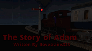 The Story of Adam title card