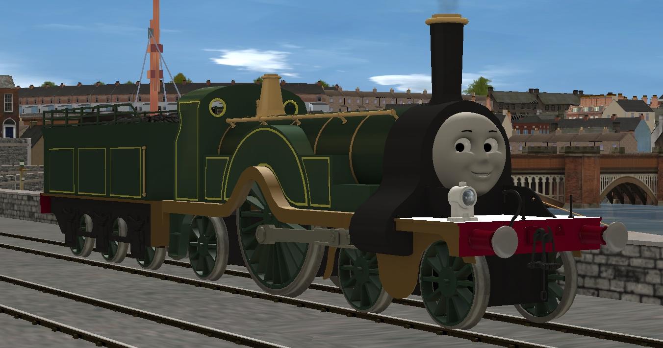 Thomas Trainz Emily - 0425