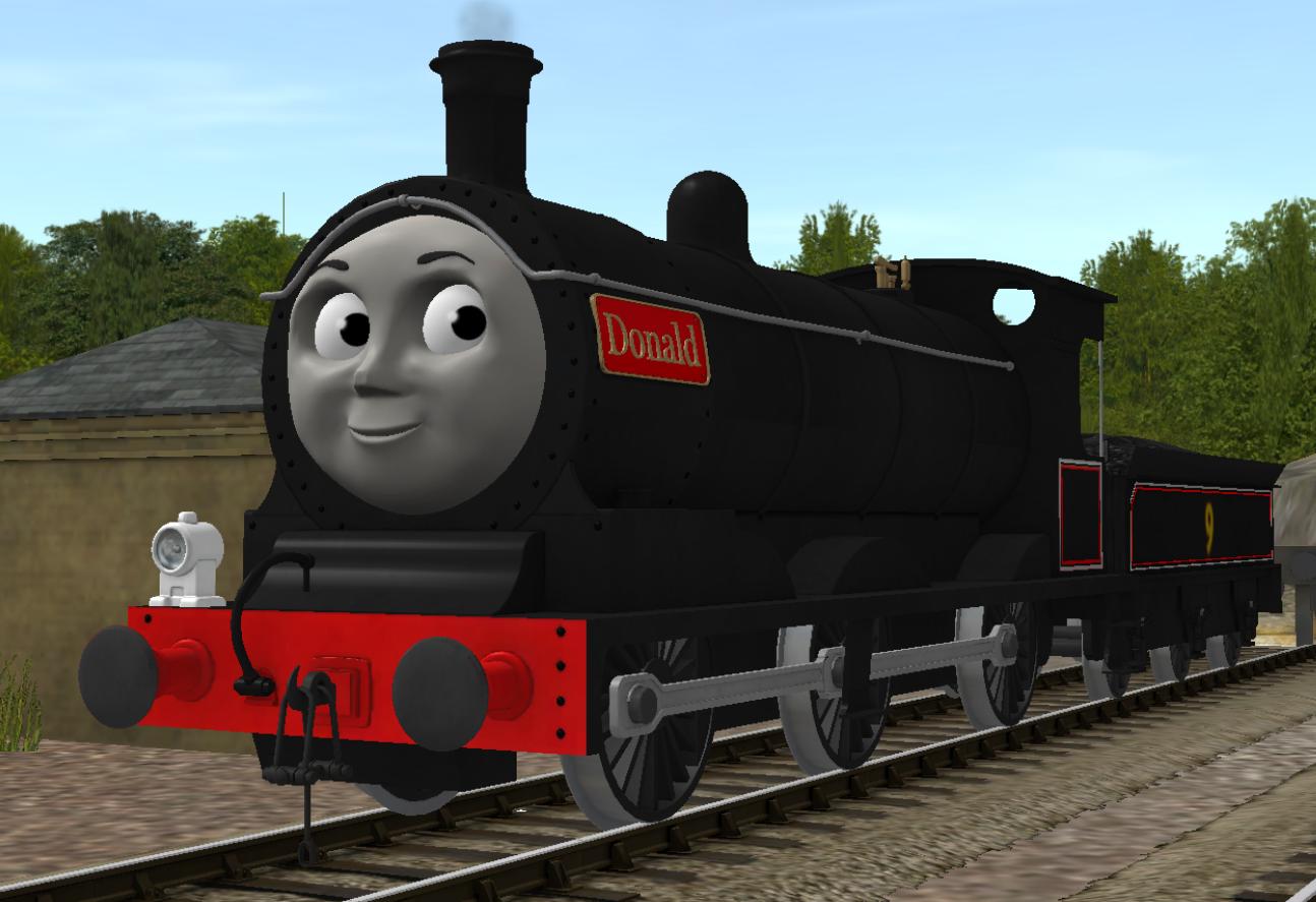 Donald and Douglas | Thomas:The Trainz Adventures Wiki | FANDOM