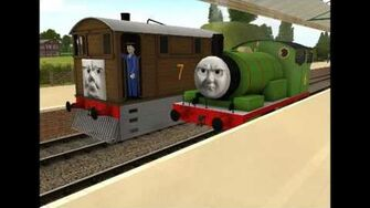 Thomas The Trainz Adventures Short 4