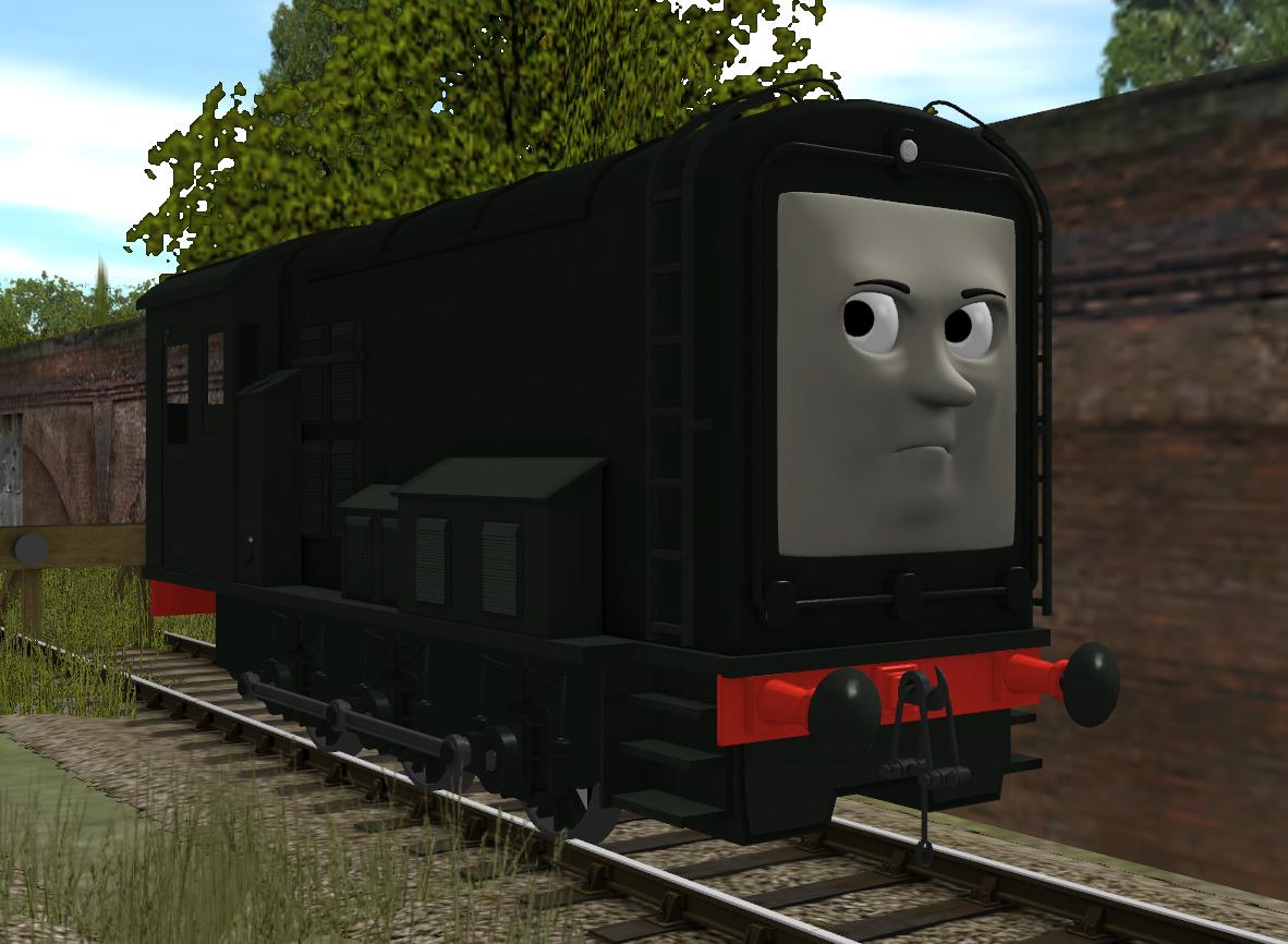 Diesel | Thomas:The Trainz Adventures Wiki | FANDOM powered by Wikia