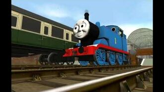 Thomas The Trainz Adventures Episode 3 Oliver's Determination