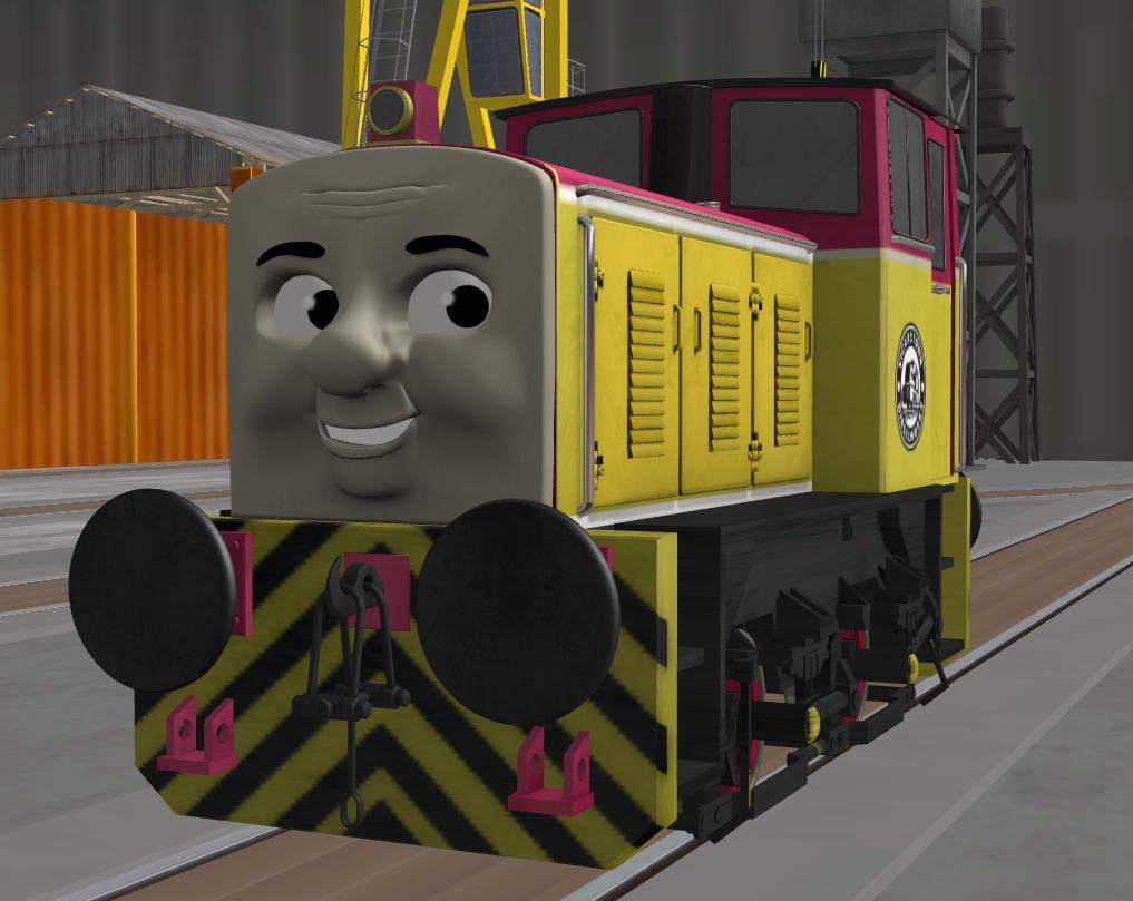 Dart | Thomas:The Trainz Adventures Wiki | FANDOM powered by Wikia