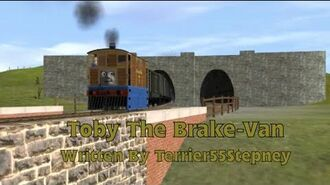 Thomas The Trainz Adventures Episode 5 Toby The Brake-Van