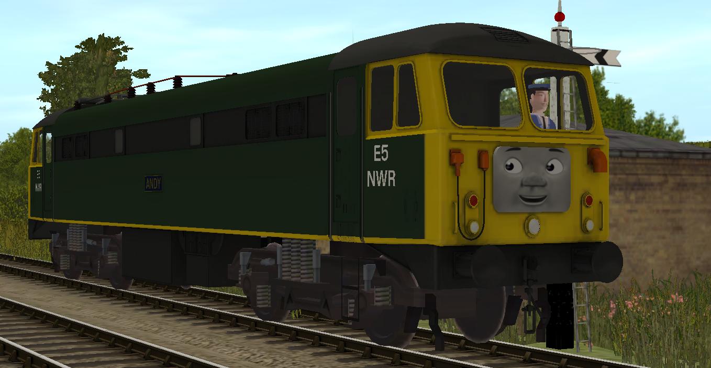 Andy | Thomas:The Trainz Adventures Wiki | FANDOM powered by Wikia