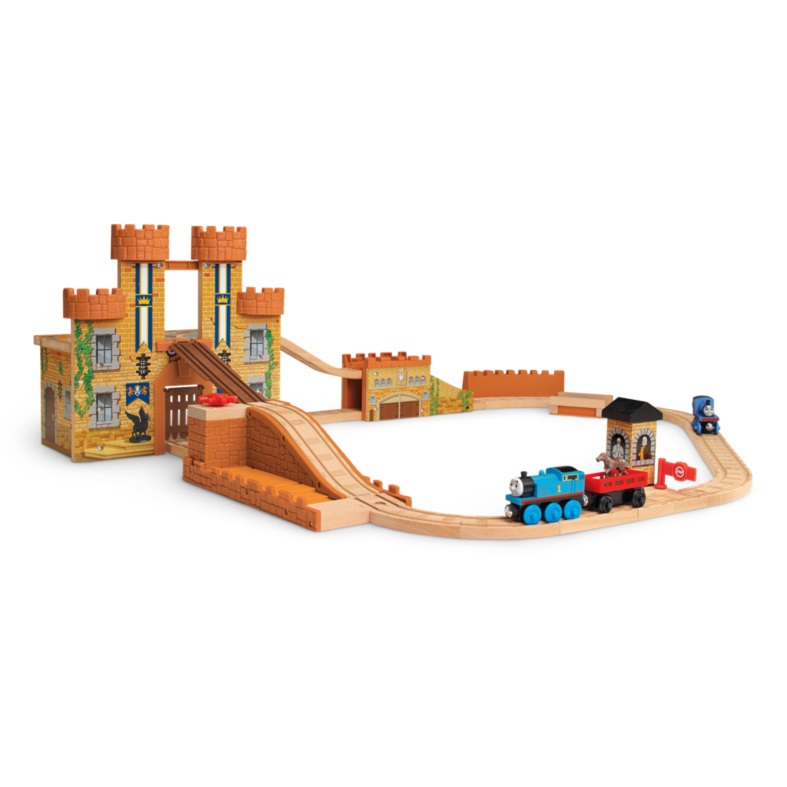 Deluxe King Of The Railway Set Thomas Wood Wiki Fandom Powered