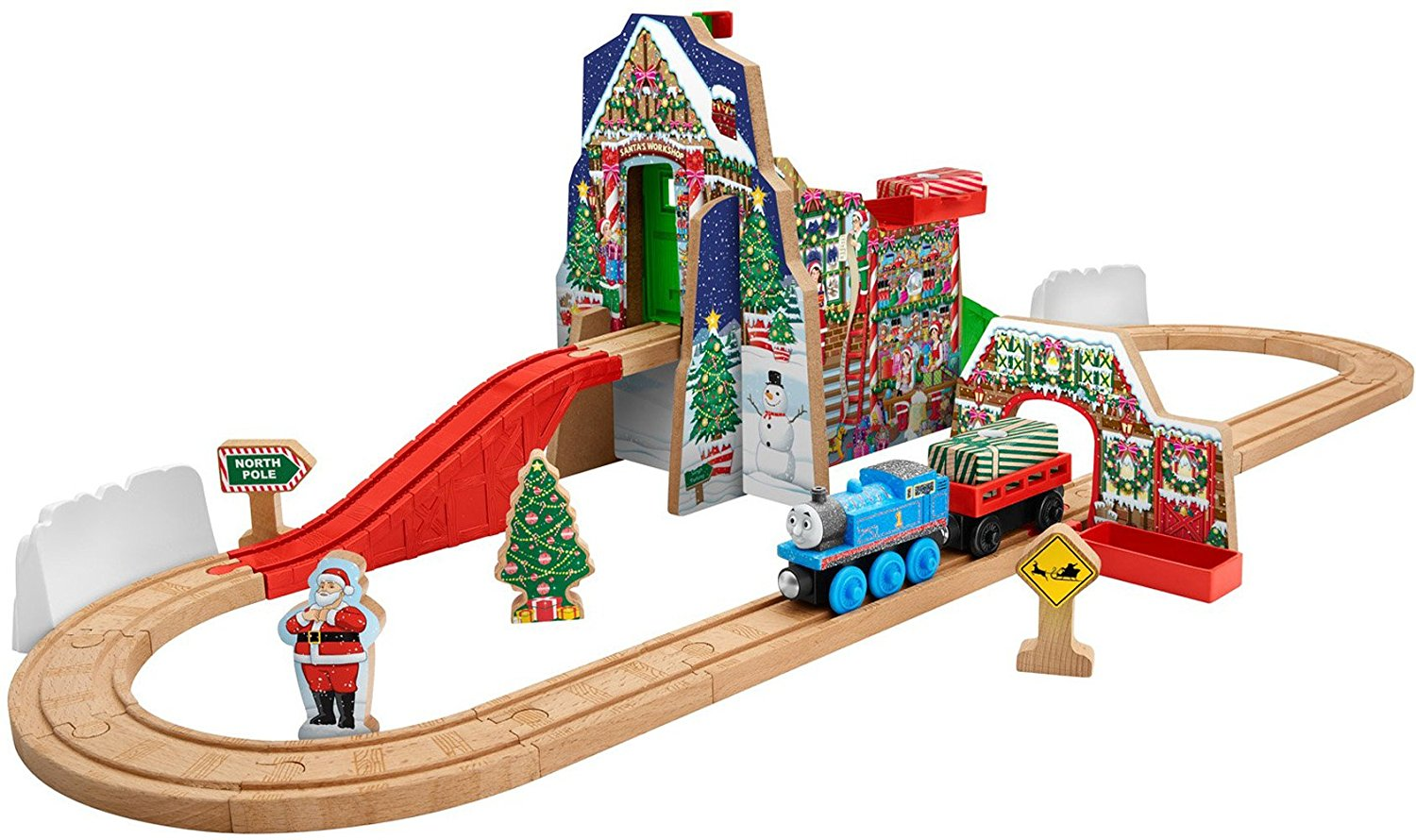 Santa\'s Workshop Express | Thomas Wood Wiki | FANDOM powered by Wikia