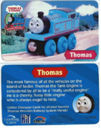 2005ThomasCharacterCard