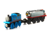Battery-Operated Jet Engine with Thomas