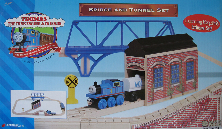 Bridge And Tunnel Set Learning Express Toys Thomas Wood Wiki