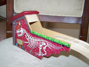 DinosaurFossilQuarryMineTunnel