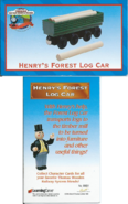 1999Henry'sForestLogCarCharacterCard