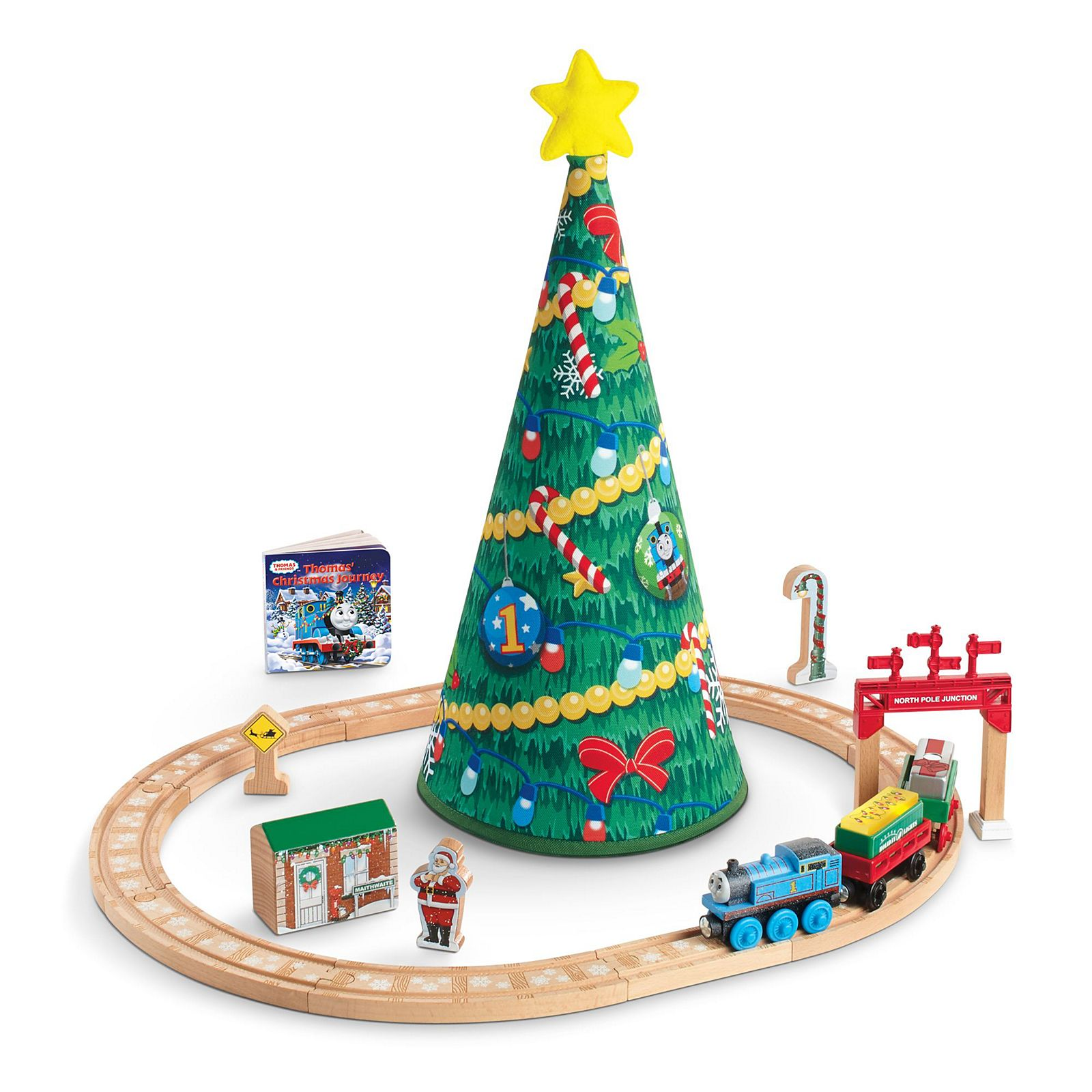 Thomas\' Christmas Wonderland Set | Thomas Wood Wiki | FANDOM powered ...