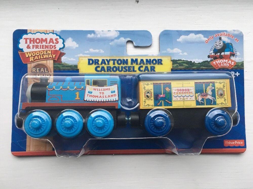 Drayton Manor Carousel Car Thomas Wood Wiki Fandom Powered By Wikia