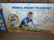 MusicalMelodyTracksSetBackofbox