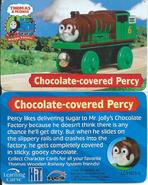 2005Chocolate-coveredPercyCharacterCard