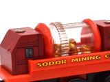 Gold Prospector's Cars