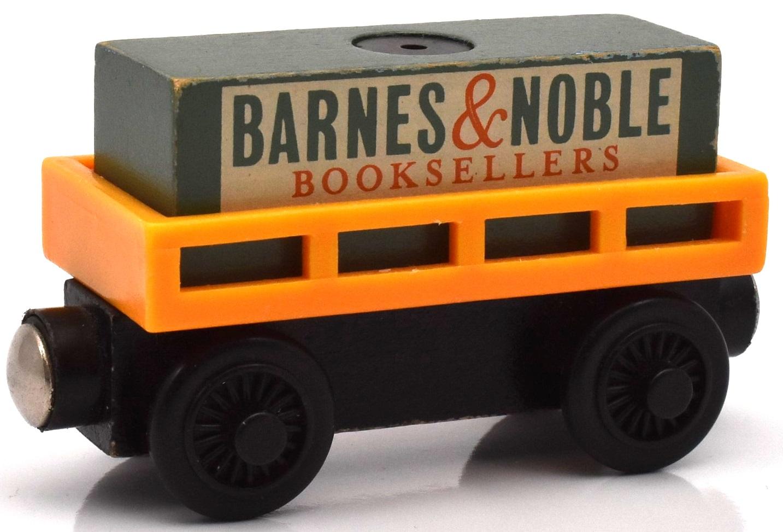 Barnes and Noble Cargo Car | Thomas Wood Wiki | Fandom