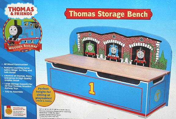 Thomas Storage Bench Thomas Wood Wiki Fandom Powered
