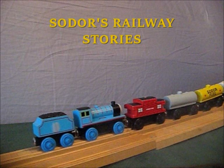 Sodors Railway Stories Thomas Wooden Railway Community Fandom