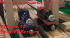 23. Boastful Bertram