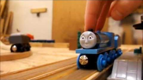 Gordon and Spencer (US) - Wooden Railway Remake