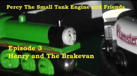Henry and The Brakevan