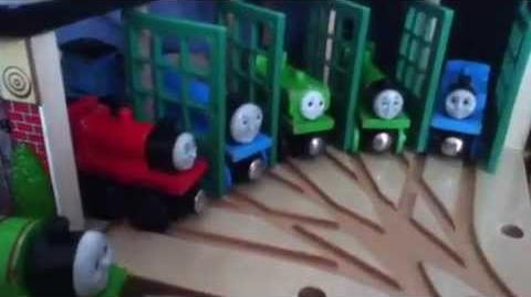 THOMAS WOODEN REMAKE A CLOSE SHAVE