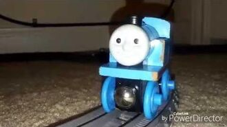 Wooden Thomas Chronicles S1- Thomas Gets Lost