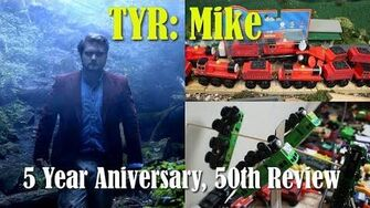 TYR Mike (5 Year Anniversary, 50th review Special)-0