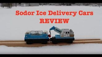 Sodor Ice Delivery Cars Review