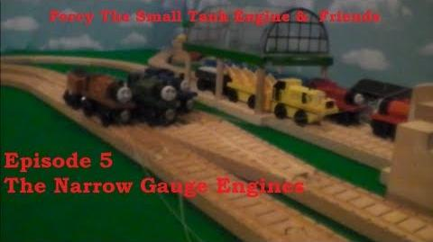 The Narrow Gauge Engines