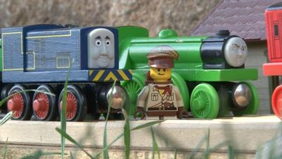 Sid and Scotsman