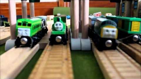 Northwestern Railway series 1. Diesel Descries-0