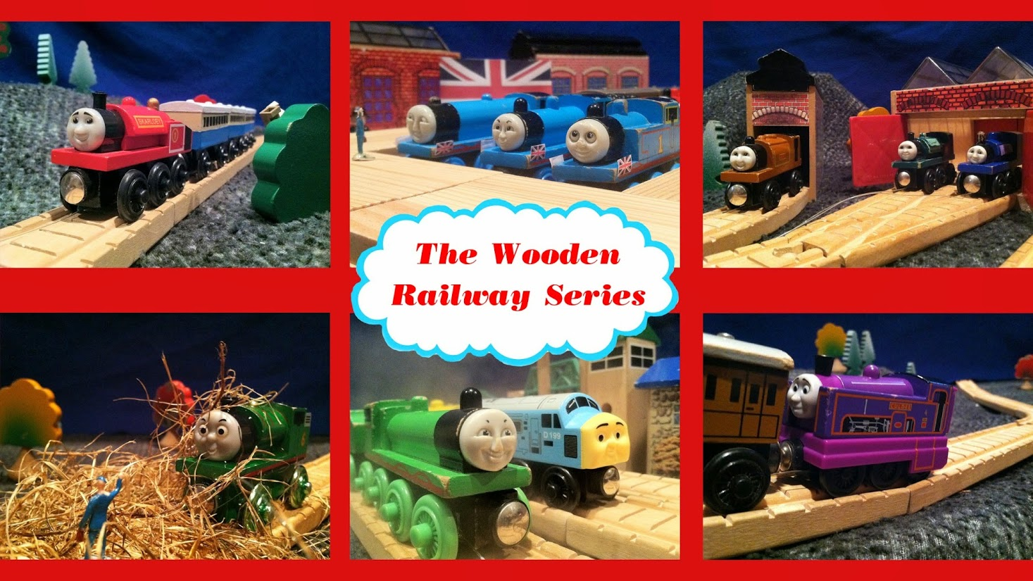 Skarloeyrailway01 Thomas Wooden Railway Community Fandom Powered