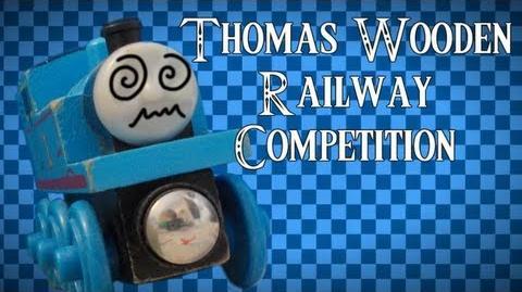 Thomas Wooden Railway Competition - ScruffyEngine (2nd Place)
