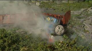 Thomas y sus amigos - Thomas salva el día