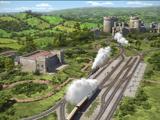 Ferrocarril de las Tierras