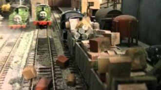 Thomas y sus amigos -diesel lo hace de nuevo