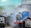 Gordon y el Famoso Visitante