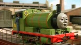 Thomas y sus amigos -el camino equivocado