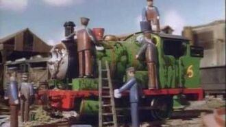 Thomas y sus amigos -thomas se divierte