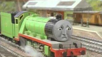 Thomas y sus amigos -thomas y el conductor