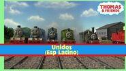 Unidos (Cancion Español Latino) -Thomas and Friends Llamando a todas las locomotoras!-