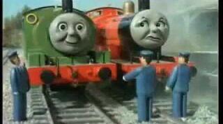 Percy, James y un Día Fructífero