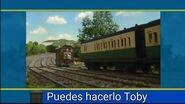 Puedes Hacerlo Toby - Narración Española