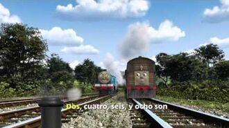 Canción Ronda de nombres- Thomas & Friends Latinoamérica