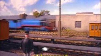 Thomas y sus amigos -los vagones de carga tontos