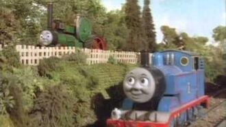 Thomas y sus amigos -un nuevo amigo para thomas