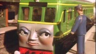 Thomas y sus amigos -daisy